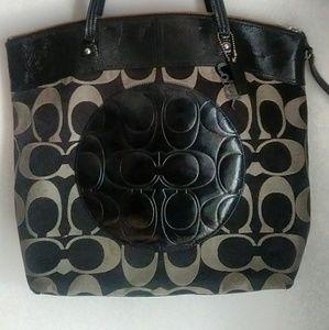 Coach shoulder bag purse